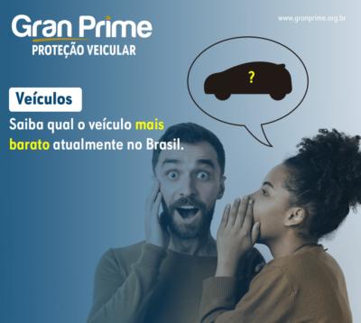 Os carros mais baratos do Brasil em 2020. Você sabe qual é o automóvel mais barato atualmente?
