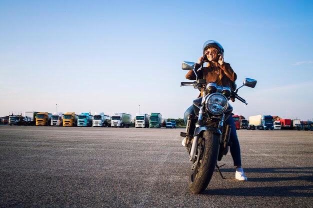 Cresce número de mulheres motociclistas no Brasil